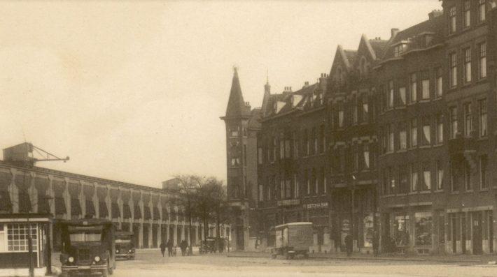 Estonia Bar Rotterdamis 1930datel. Foto: Rotterdami linnaarhiiv (Het Stadsarchief Rotterdam)
