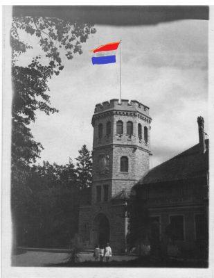 Madalmaade konsuli suveresidents Maarjamäe loss juunis 1925. Foto: Arie van den Bosch ja Elisabeth van den Bosch-de Jongh perearhiiv