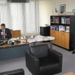 Alates 2002 Priit Pallum (esimene resideeruv suursaadik Haagis) Foto: Eesti saatkond Haagis