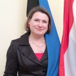 Alates 2017 Kaili Terras Foto: Eesti saatkond Haagis