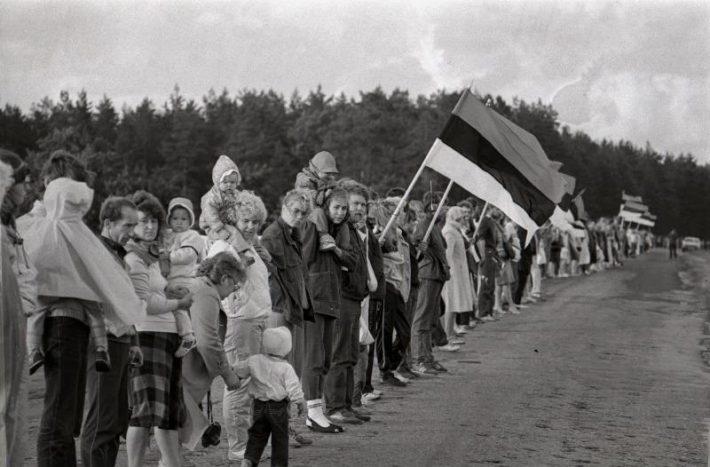 Balti kett. Foto: Rahvusarhiiv, Harald Leppikson